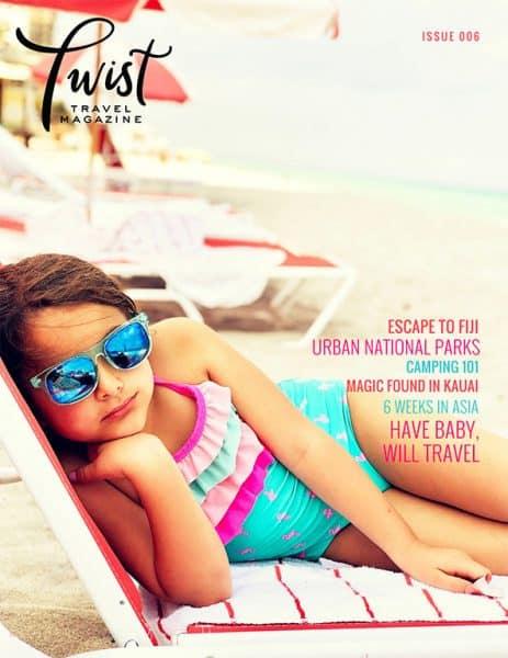Twist Travel Magazine Issue 006