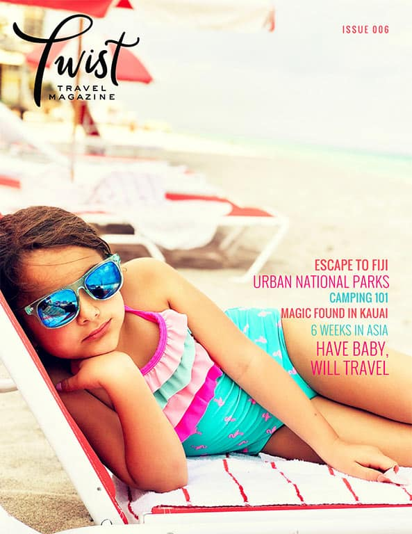 Twist Travel Magazine Issue 006