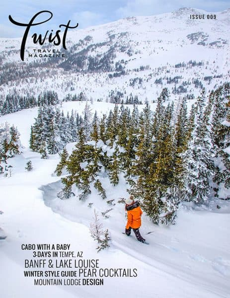 Twist Travel Magazine Issue 9