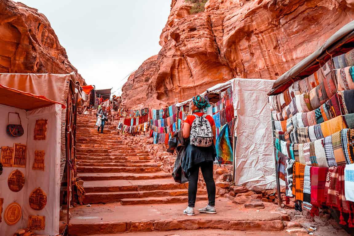 Places to Visit in Jordan- PETRA