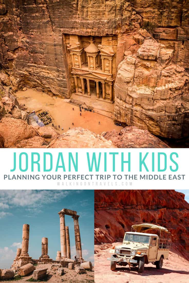 Jordan Travel with Kids