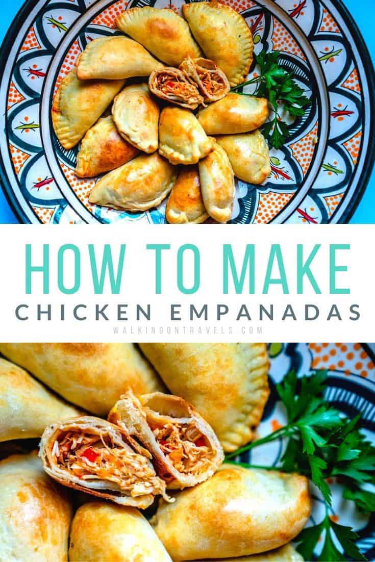 Chicken Empanada Recipe