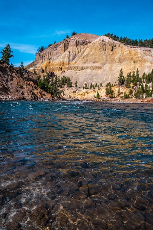 Yellowstone National Park trip