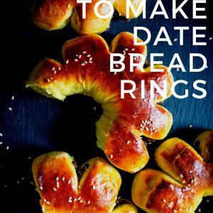 Date Bread Rings