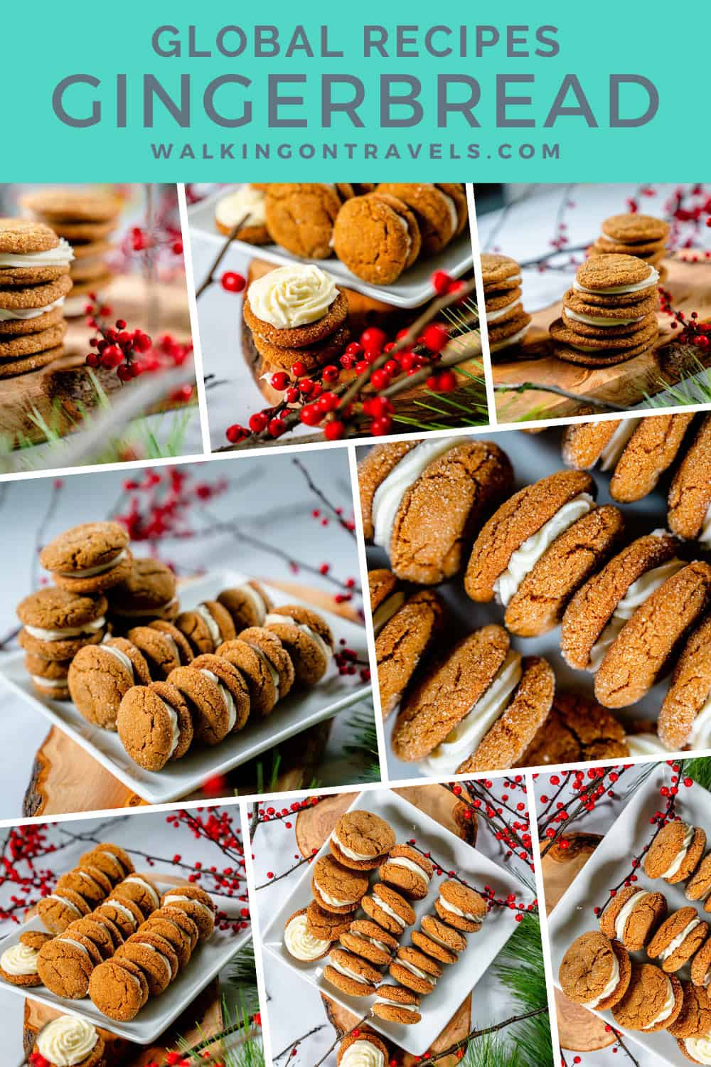 gingerbread cookie sandiwch recipe