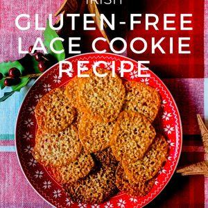 Lace Cookie recipe