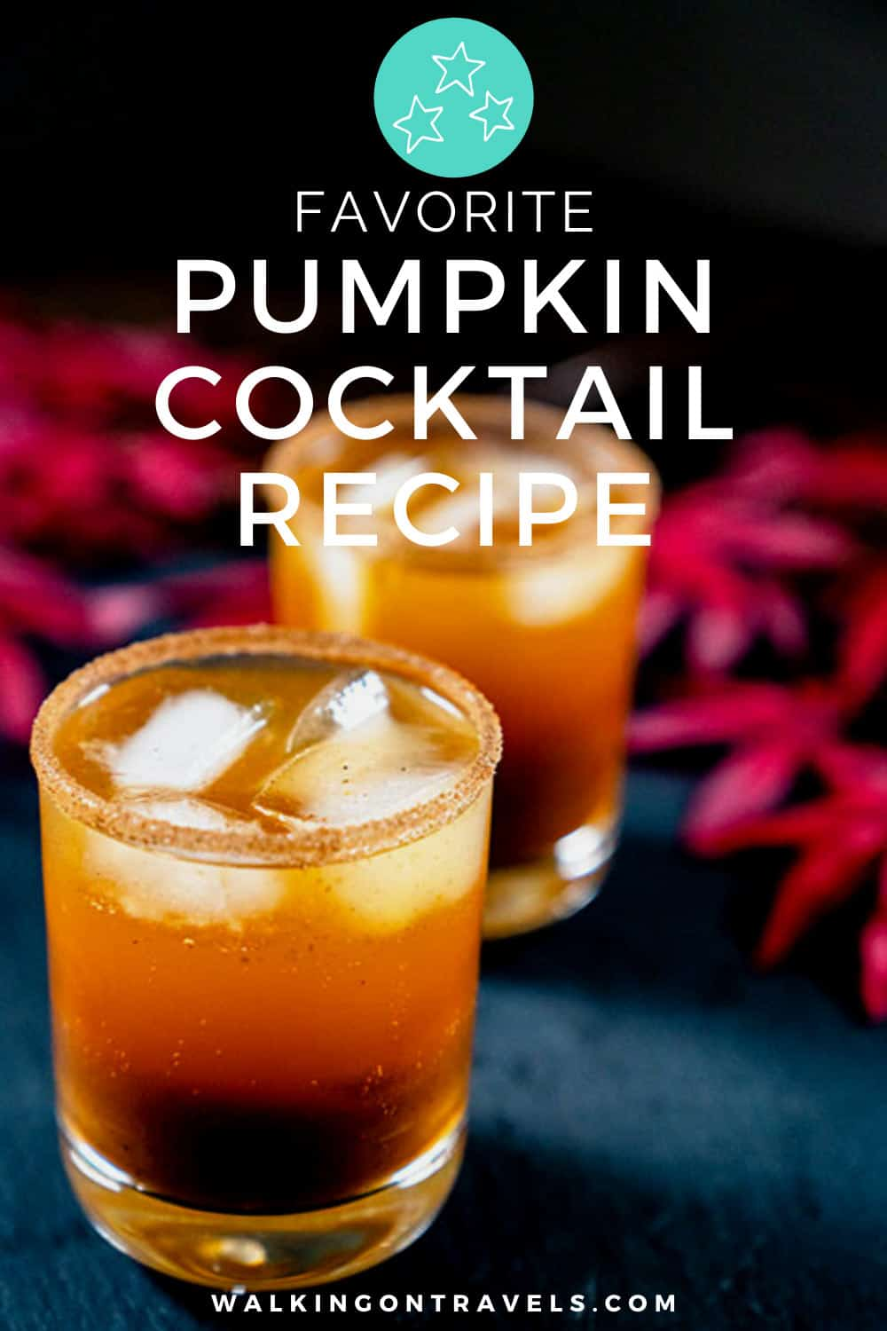 Pumpkin Cocktail recipe