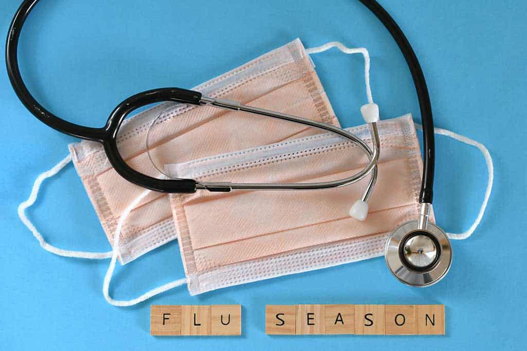 Winter Pregnancy Flu Shot