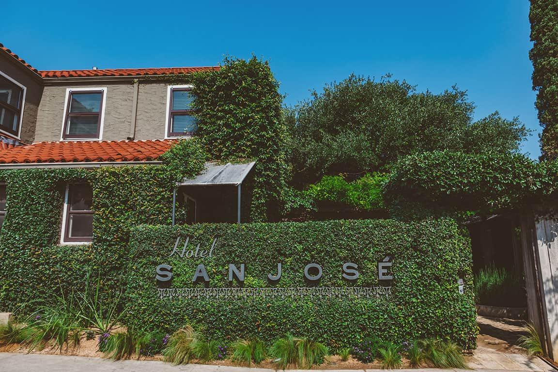 Austin Hotels- San Jose Hotel