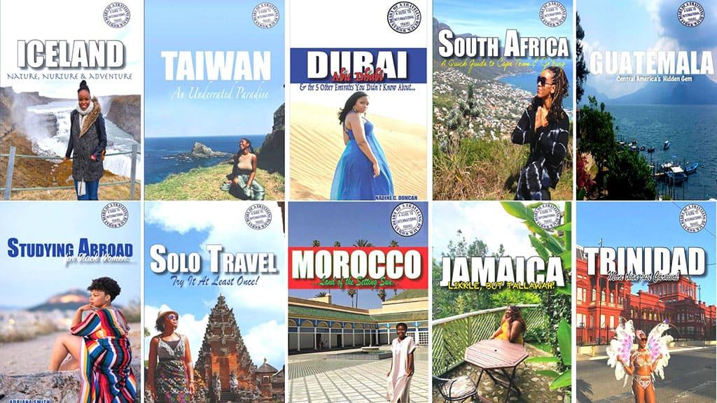 Travel Books and Memoirs