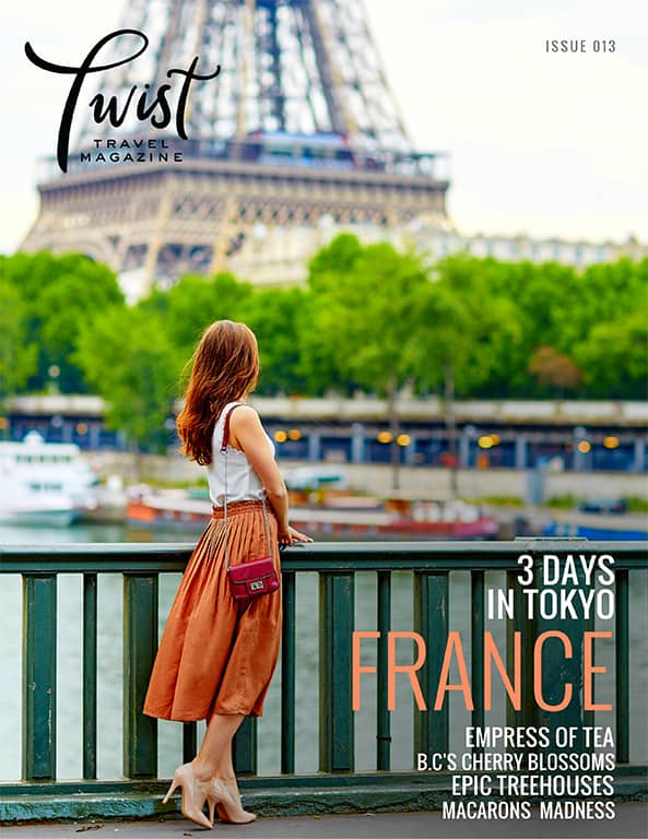 Twist Travel Magazine Issue 013 COVER