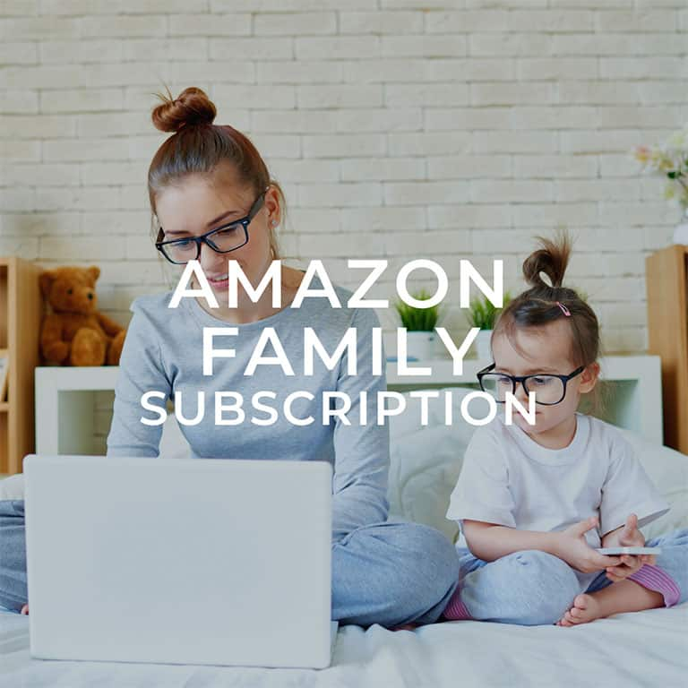 Amazon Family Subscription