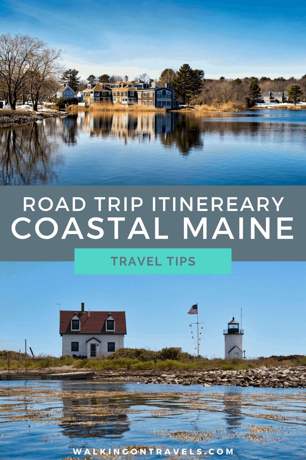 South Coastal Maine Road Trip Planning Guide