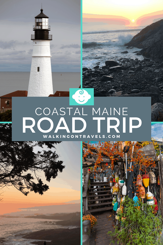 The PERFECT Coastal Maine Road Trip Guide
