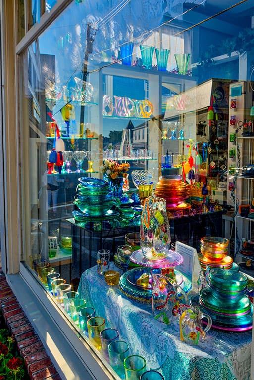 Dockside Shops in Kennebunkport ME